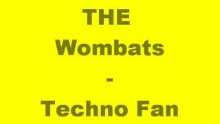 Watch Wombats Techno Fan video