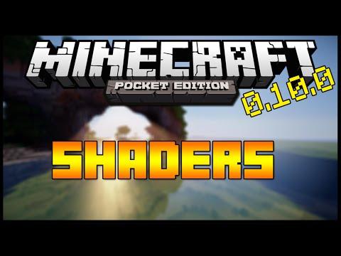 Actualización: Minecraft PE 0.10.0 SHADERS