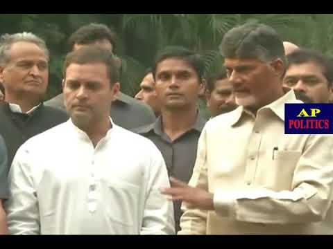 CM Chandrababu Gives Class to National Media   AP Politics