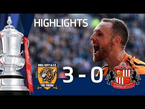 HULL CITY VS SUNDERLAND 3-0: Official goals and highlights FA Cup Sixth Round HD