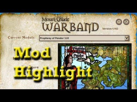 Prophesy of Pendor - MBW Mod review