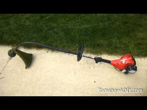 Gas Homelite String Trimmer Review