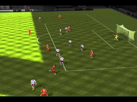 FIFA 14 iPhone/iPad - MEXICO vs. Burnley