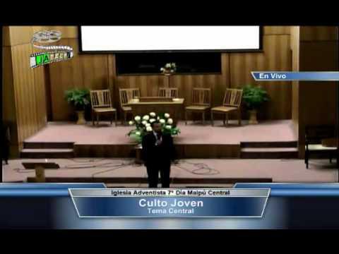 Culto Joven - 17 de Marzo 2012