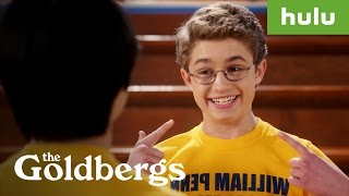 Ajay Discovered The Goldbergs • on Hulu