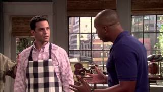 The Exes: Donald Faison and Wayne Knight Prank David Alan Basche