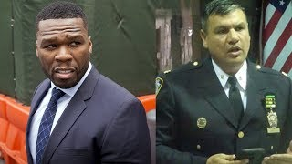"""50 Cent Reacts To NYPD Commander Telling His Officers To """"Shoot 50 Cent On Sight"""""""