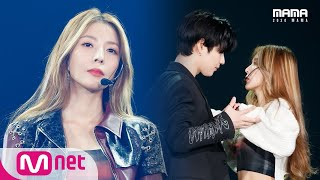 2020 MAMA BoA_No.1 + Only One  Mnet 201206 방송