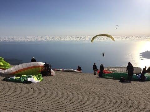 Turkey - Oludeniz Paragliding May 2014 (Олюдениз парапланеризм)