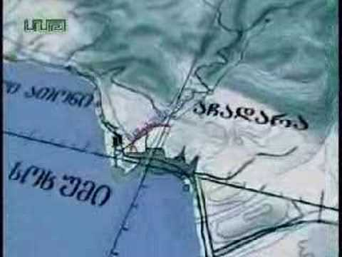 Russian-Georgian War In Abkhazia