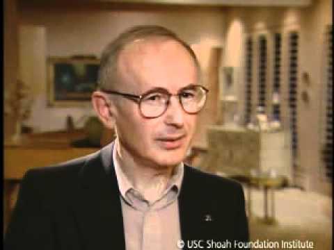 Holocaust Survivor Robert