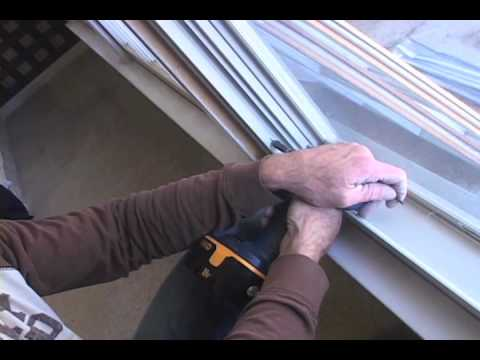Installing A Replacement Window For Wood Windows