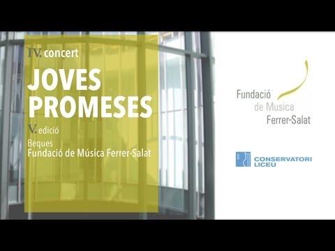 Concert Joves Promeses 2014 - Becaris Fundació de Música ferrer-Salat.