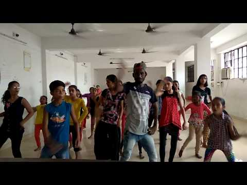 thug le song summer camp KNICE (Kamla Nehru Institute Of Child Education) School