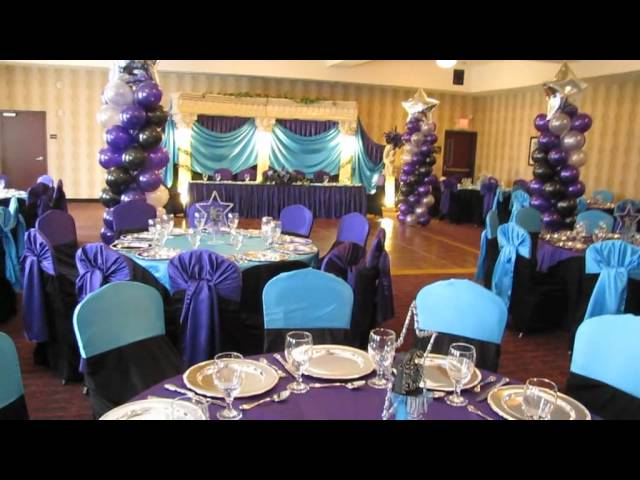 Party Rentals | Austin Tx | Temple Tx | Hall Decorations Weddings & Quinceañeras