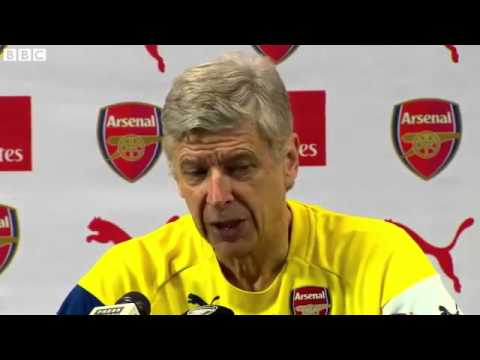 Arsene Wenger - Paul Scholes Wrong About Ozil 06 03 2015