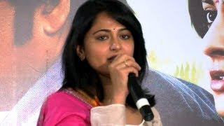 Damarukam - Anushka Speaks About Damarukam - Success Meet - Tollywood News [HD]