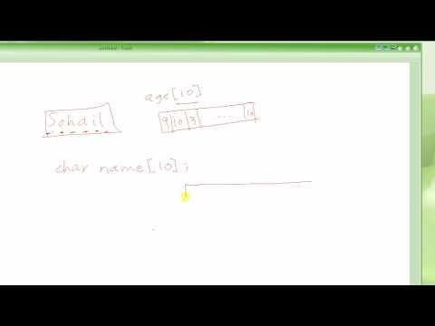 C Programming Tutorial # 18 - Concept of Strings [HD]