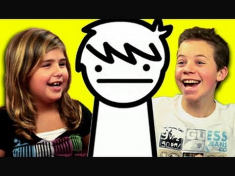 Kids React to asdfmovie
