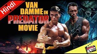 Van Damme In Predator Movie [Explained In Hindi]