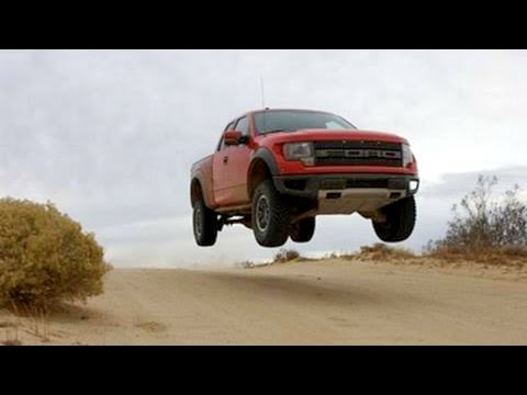 2010 Ford F-150 Raptor - On Land, Through Water, In the Air - KBB