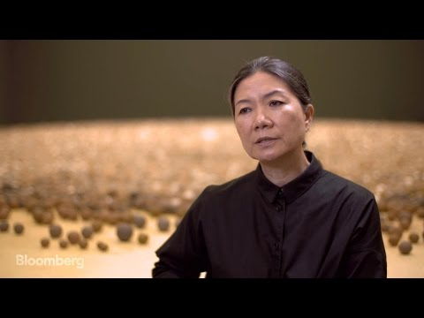 Kimsooja on 'Brilliant Ideas'