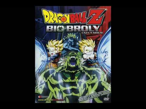 Dbz Bio-broly - (english) Opening Dvd Menu Music video