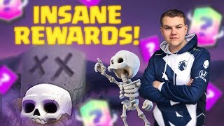 12-0! Graveyard Draft Challenge Tips & Tricks! - Clash Royale