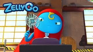 ZellyGo - Universal Coin 1 | HD Full Episodes | Funny Cartoons for Children | Cartoons for Kids