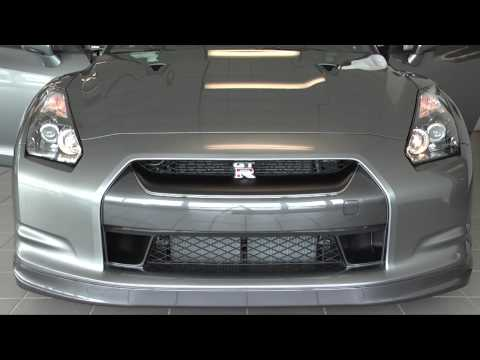 Nissan s 2010 Nissan GTR Supercar In Full (((HD)))