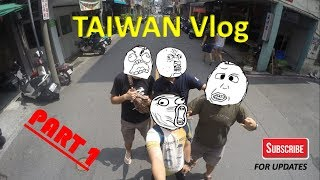 The Most Amazing Holiday in Tainan, Taiwan