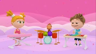 Kukuli – Sharing is Caring 😊 | Funny Song | Kid Songs & Children Cartoons