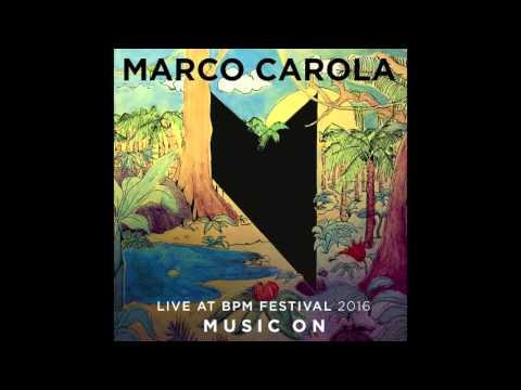 Marco Carola - Live at BPM Festival - January 10 2016