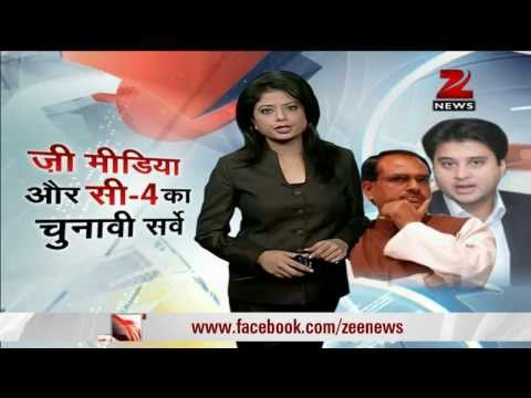 BJP-Congress in neck-to-neck fight in MP: Zee Media-C fore survey