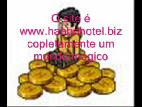 Veja o site do Habbo ke começa com 999999999 moedas :)