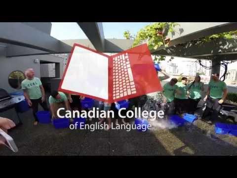 ALS Ice Bucket Challenge - Canadian College of English Language