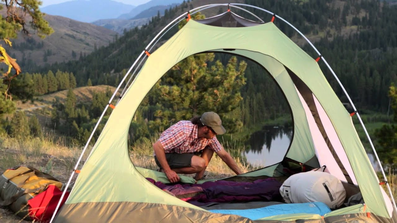 Camping Tips: Setting up a Base Camp