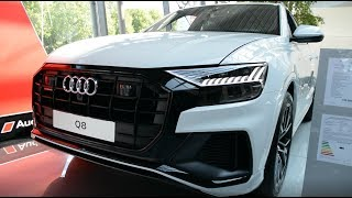 2019 New Audi Q8 Exterior and Interior