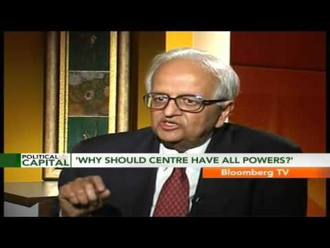 Political Capital - India Seeing Policy Stasis, Not Policy Paralysis: Bimal Jalan