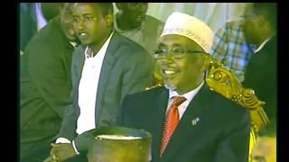Casho Sharaf Waftigii Maamulka Gobolada Koonfur Galbeed Somalia& Heeso