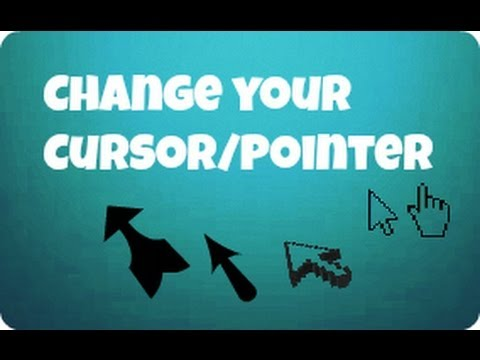How To Change Your Mouse Pointer/Cursor In Windows 7