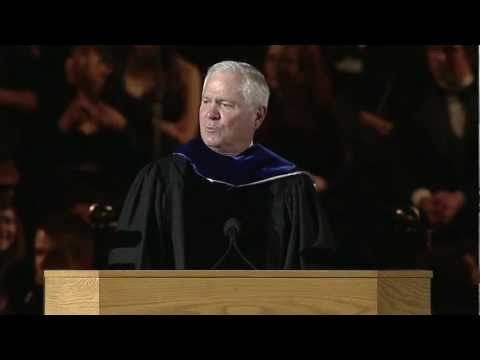 Robert Gates Delivers 2012 Commencement Address