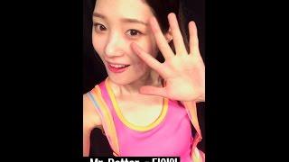 [Selfie MV]다이아(DIA)_Mr.Potter