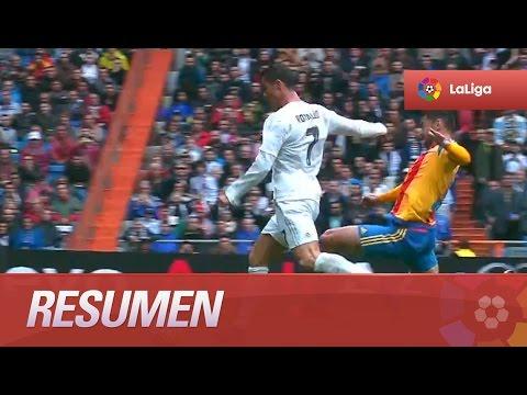 Resumen de Real Madrid (3-2) Valencia CF