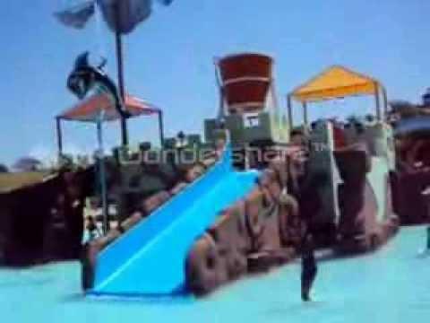 Parque Aquático Cidade da Criança P  Prudente SP
