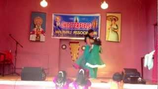 cham cham dance-Mallusing malayalam movie dance/Chesterfield Onam 2012