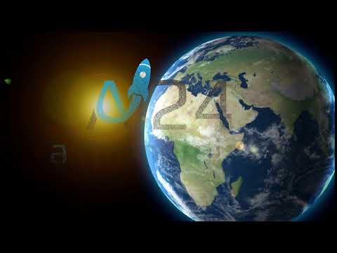 Astronomia24.com - Polski Portal Astronomiczny (Intro)