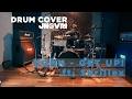 KORN - GET UP! ft  SKRILLEX DRUM COVER [INDONESIAN DRUMMER]