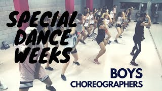 INTENSIVO 2017 BOYS - Special Dance Weeks