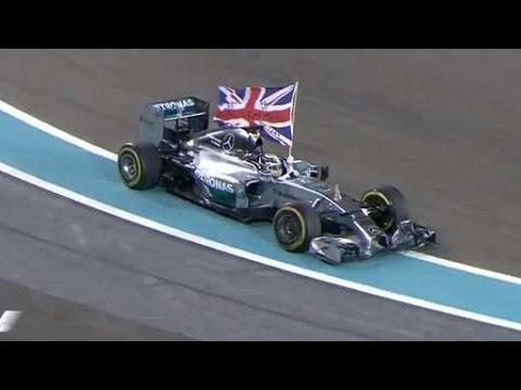 Abu Dhabi Grand Prix Lewis Hamilton Wins F1 World Championship